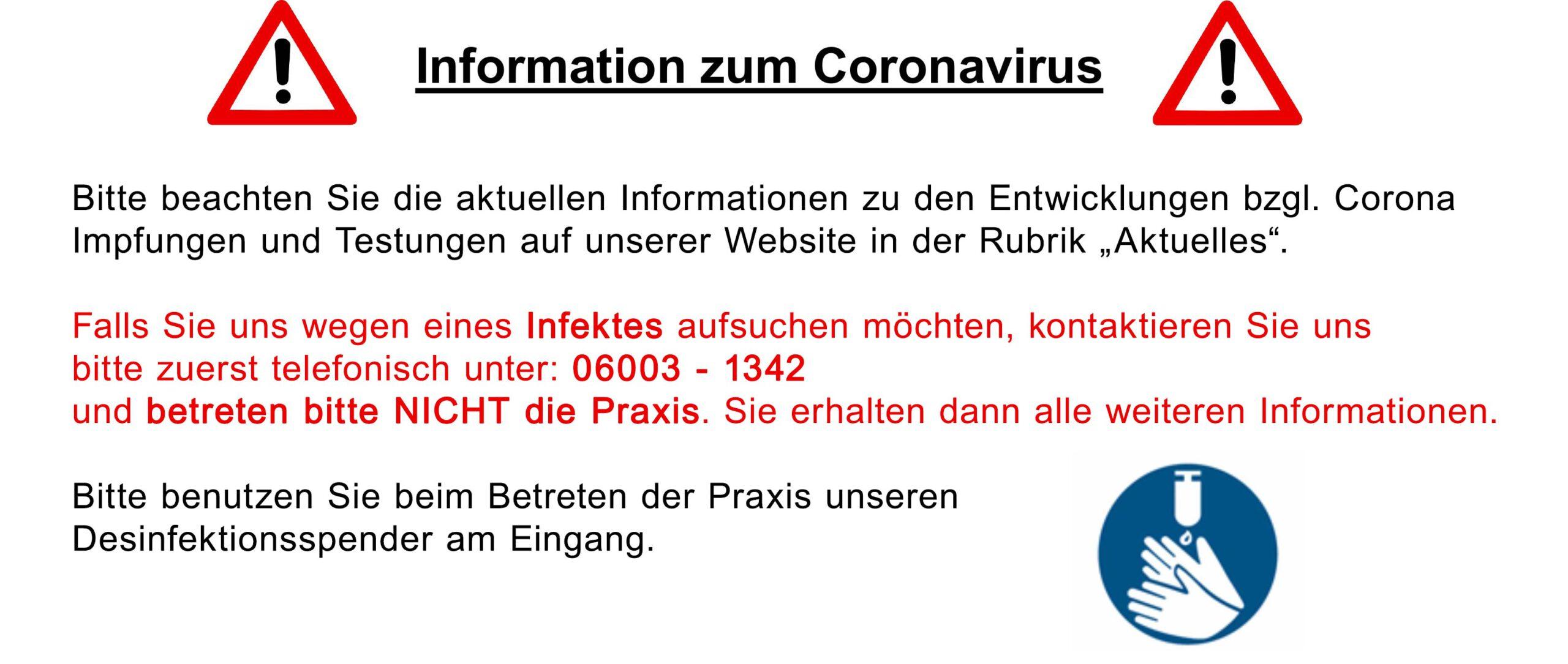 Info-Coronavirus-Impfung